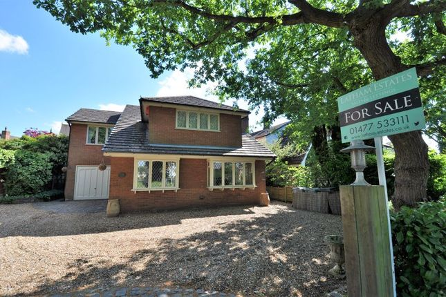 Thumbnail Detached house for sale in Main Road, Goostrey, Crewe