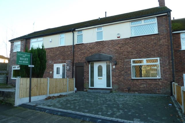 Thumbnail Terraced house to rent in Brookfield Avenue, Offerton, Stockport