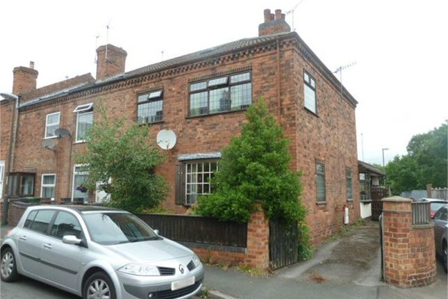 3 bed end terrace house for sale in Ormonde Street, Langley Mill, Nottingham, Derbyshire