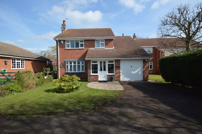 Thumbnail Detached house to rent in The Fold, Hickling Lane, Kinoulton