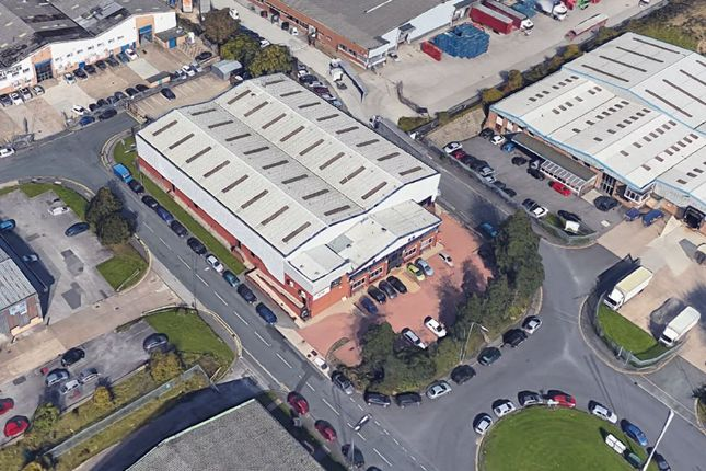 Thumbnail Industrial for sale in Wharfedale Road, Bradford
