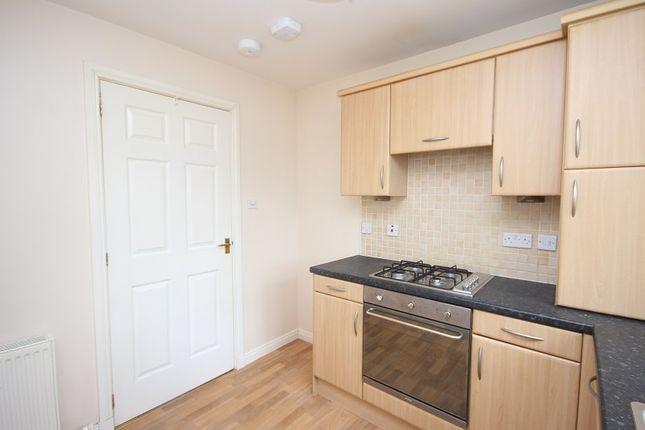 Kitchen of 41 Culduthel Mains Court, Culduthel, Inverness IV2