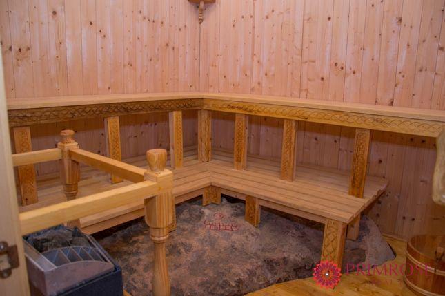 Sauna of Duquesa Villas, Duquesa, Manilva, Málaga, Andalusia, Spain