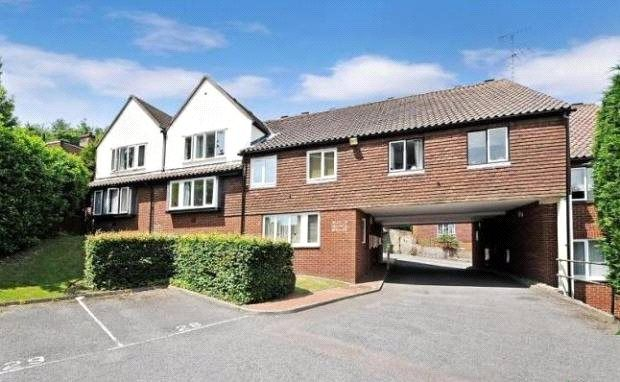 Thumbnail Flat to rent in Sherborne Court, The Mount, Guildford, Surrey