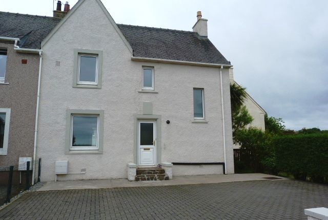 Thumbnail End terrace house for sale in Perceval Road, Stornoway