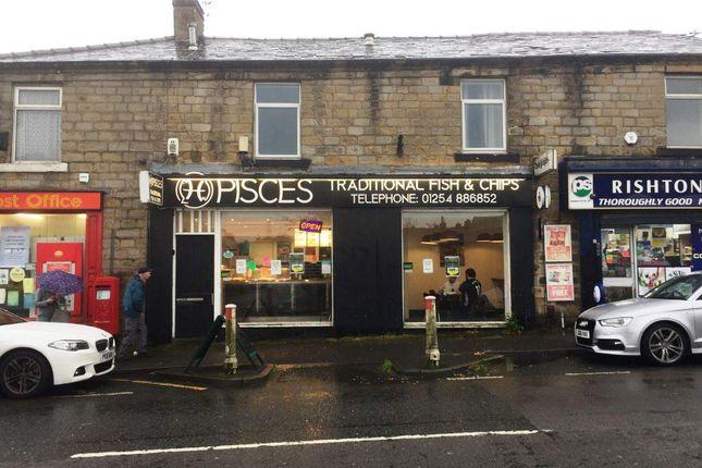 Restaurant/cafe for sale in Blackburn BB1, UK