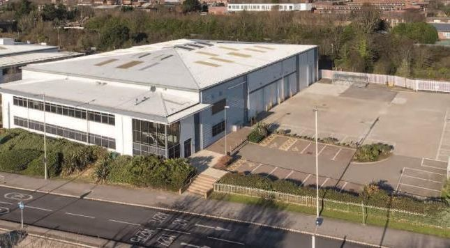 Thumbnail Industrial to let in Unit 3, Harbourgate, Southampton Road, Portsmouth