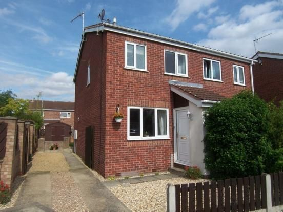 Thumbnail Property to rent in The Innings, Sleaford