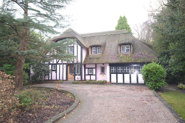 Thumbnail Detached house for sale in Hale Road, Hale Village, Liverpool