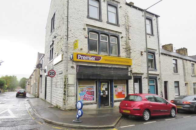 Thumbnail Retail premises for sale in Padiham Road, Burnley