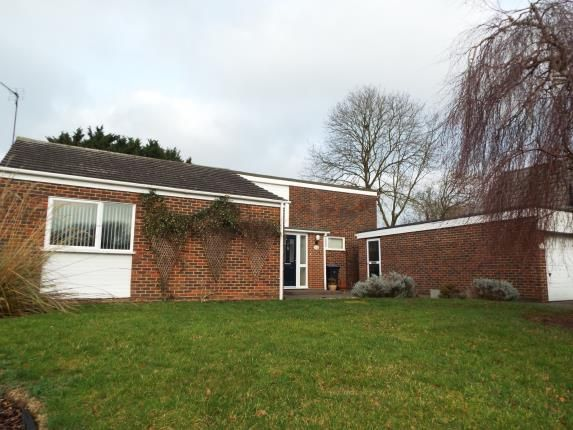 Thumbnail Bungalow for sale in Stony Wood, Harlow, Essex