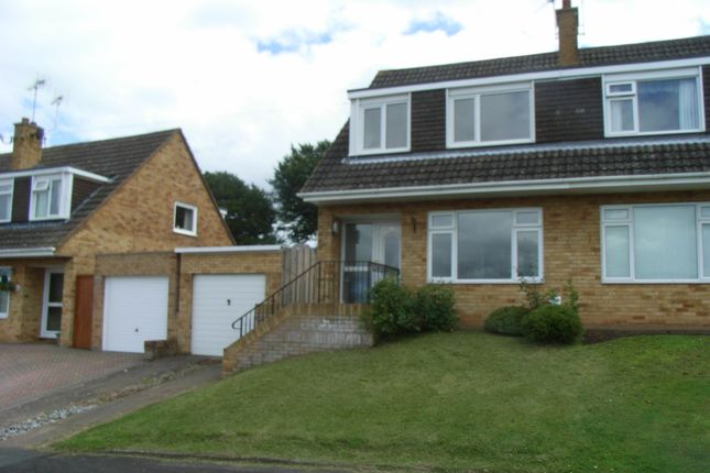 Thumbnail Semi-detached house to rent in Sullivan Road, Exeter