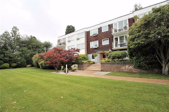 Thumbnail Flat for sale in Greenhill, Buckhurst Hill, Essex