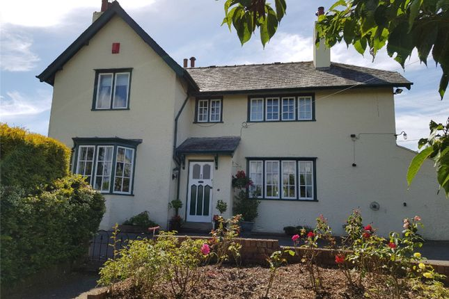 Thumbnail Detached house for sale in Fairfield, Drigg, Holmrook, Cumbria