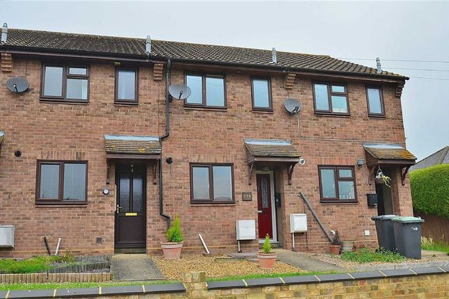 Thumbnail Terraced house to rent in High Street, Clophill, Bedford