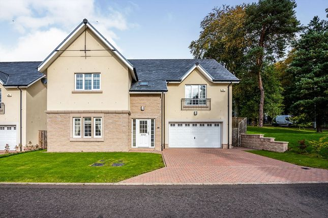 Thumbnail 5 bed detached house for sale in Tayview Drive, Liff, Dundee