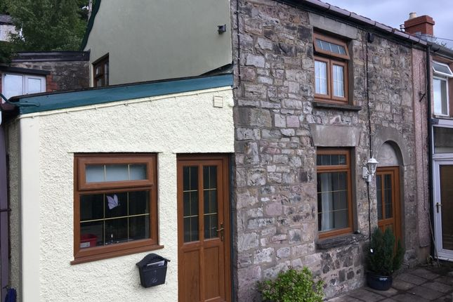 Thumbnail End terrace house to rent in Rhonas Road, Clydach