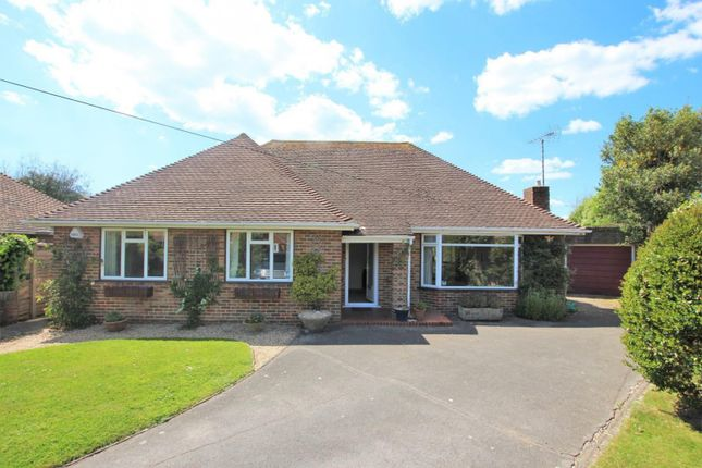 Thumbnail Bungalow to rent in Cowdray Close, Goring-By-Sea