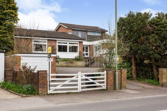 Thumbnail Bungalow for sale in Horndean, Waterlooville, Hampshire