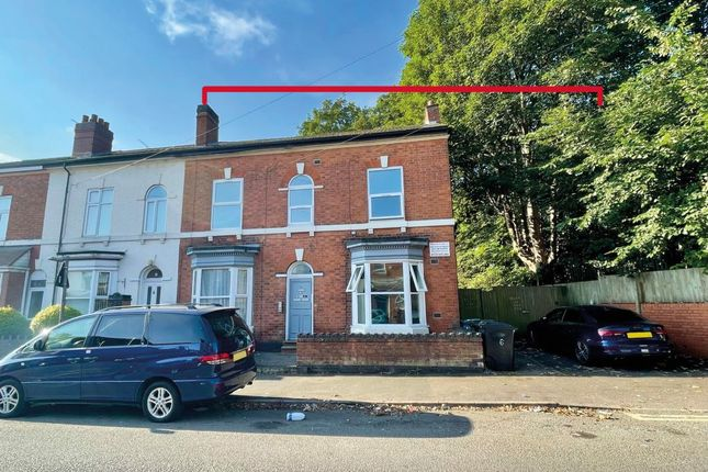 3 bed block of flats for sale in 6 St. Pauls Road, Birmingham B12