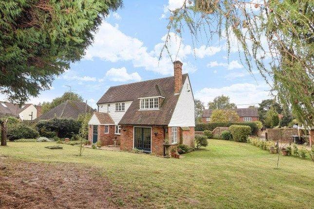 Thumbnail Detached house to rent in Grange Road, Platt, Sevenoaks