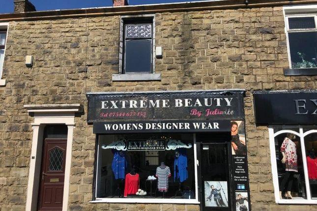 Thumbnail Retail premises for sale in Water Street, Accrington