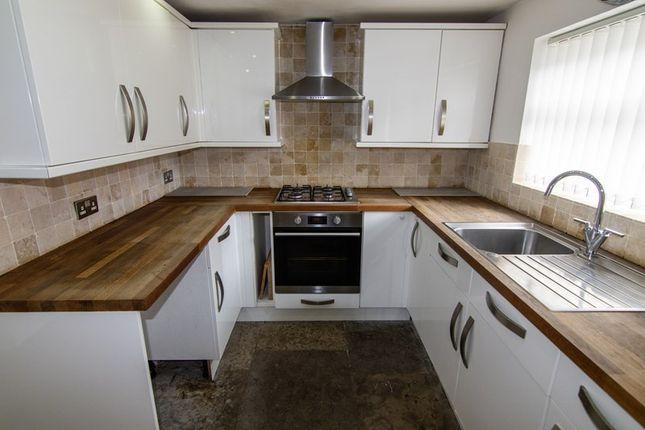Thumbnail Terraced house for sale in Garn Road, Nantyglo, Ebbw Vale