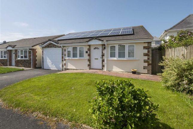 Thumbnail Detached bungalow for sale in Southfields, Bridgerule, Holsworthy, Devon
