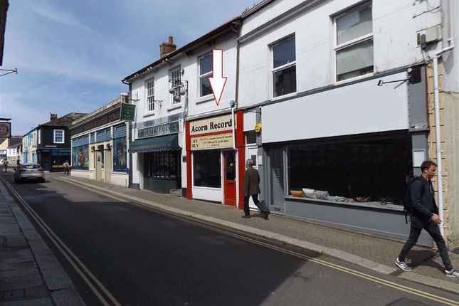 Thumbnail Retail premises to let in 108A, Kenwyn Street, Truro, Cornwall