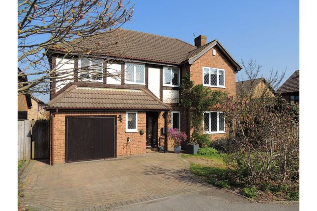 Thumbnail Detached house for sale in Mayford Road, Chatham