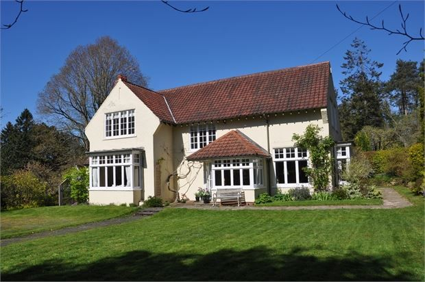 Thumbnail Detached house for sale in Meadowfield Road, Stocksfield