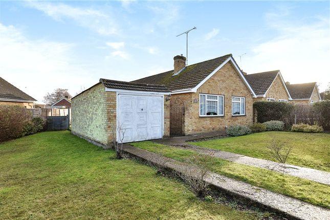 Thumbnail Detached bungalow for sale in Farm View, Yateley, Hampshire