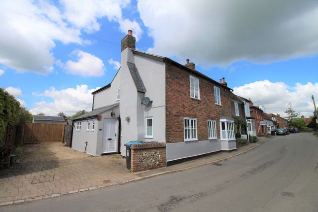 Thumbnail End terrace house to rent in Trowley Hill Road, Flamstead, Flamstead