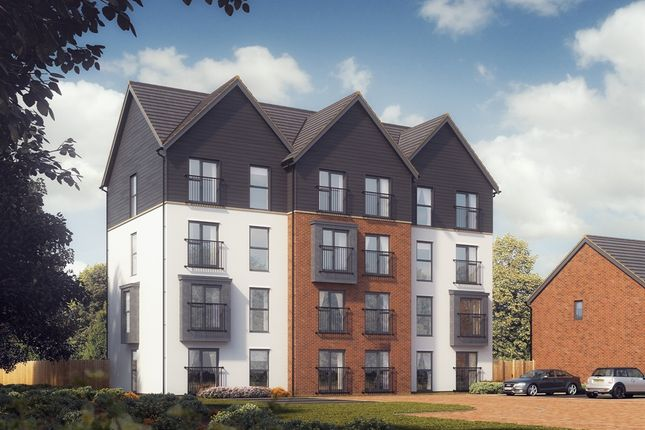 "2 bedroom flat for sale in ""The Llantwit"" at Ffordd Penrhyn, Barry"