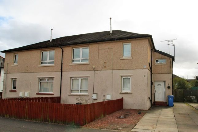 Thumbnail Flat to rent in Wall Street, Camelon, Falkirk