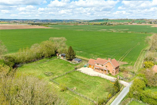 Thumbnail Detached house for sale in Padleys Lane, Keal Cotes, Spilsby, Lincolnshire