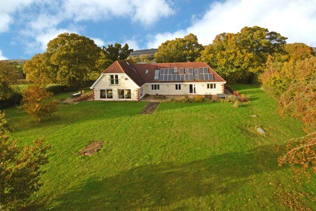 Garden Elevation of Broadclyst, Exeter EX5