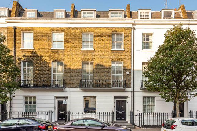 Thumbnail Terraced house to rent in Denbigh Street, Victoria, London