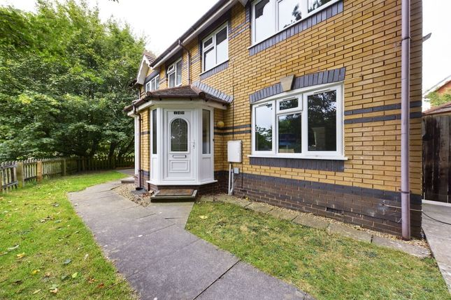 Thumbnail Semi-detached house to rent in Heron Gardens, Portishead, Bristol