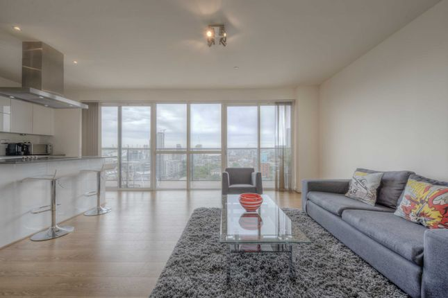 Thumbnail Flat to rent in Panoramic Tower, 6 Hay Currie Street, Langdon Park, London