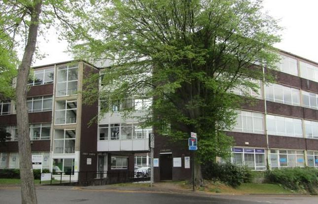 Thumbnail Office to let in Park House, Station Square, Coventry