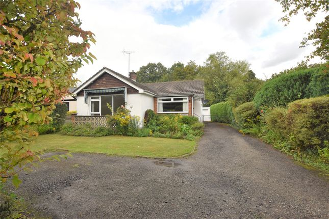 Thumbnail Bungalow for sale in Morants Court Road, Dunton Green, Sevenoaks, Kent