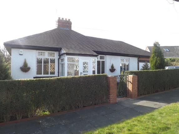 Thumbnail Bungalow for sale in Collingwood Road, Wellfield, Whitley Bay, Tyne And Wear