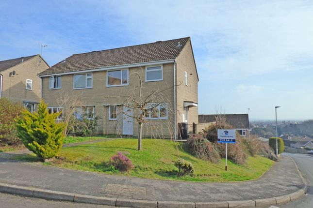 Thumbnail Semi-detached house for sale in Bramble Way, Common Road, Wincanton
