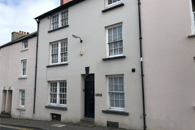 Thumbnail Flat to rent in Flat 3, Belsize House, 13 Gloucester Terrace, Haverfordwest