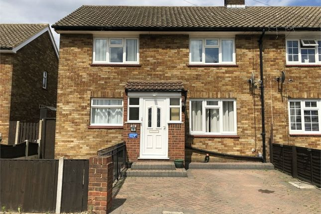 Thumbnail 3 bed town house to rent in Dock Road, Tilbury