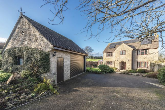 Thumbnail Detached house for sale in Woodfold View, Corscombe