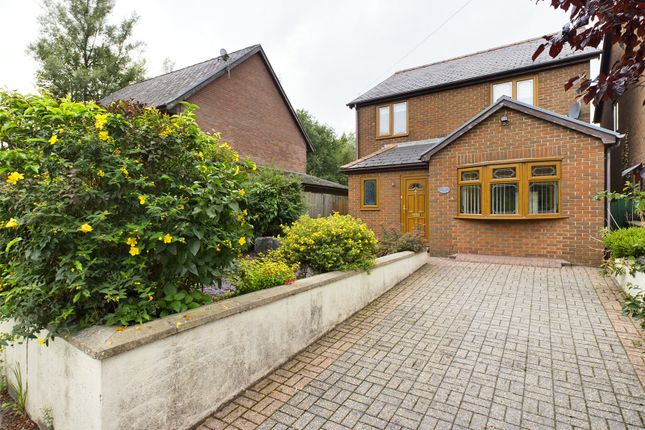 Thumbnail Detached house for sale in Catholic Road, Brynmawr, Gwent