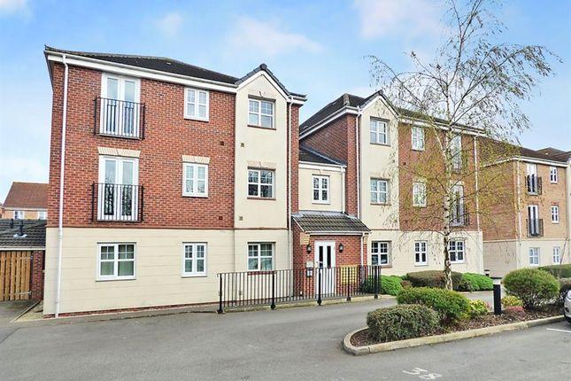 Thumbnail Flat to rent in Greenwood Gardens, Bilborough, Nottingham