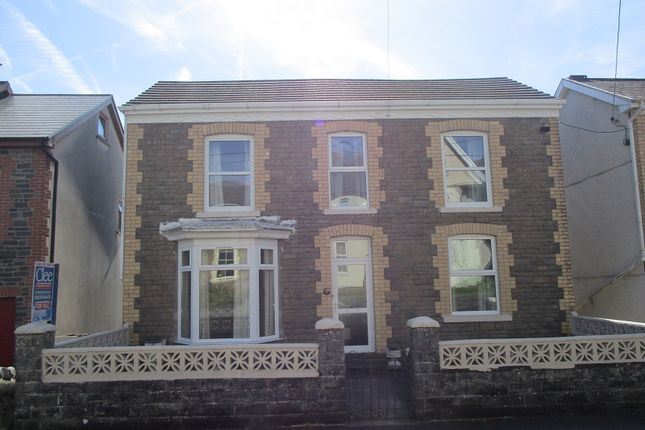 Thumbnail Detached house for sale in Clare Road, Ystalyfera, Swansea.